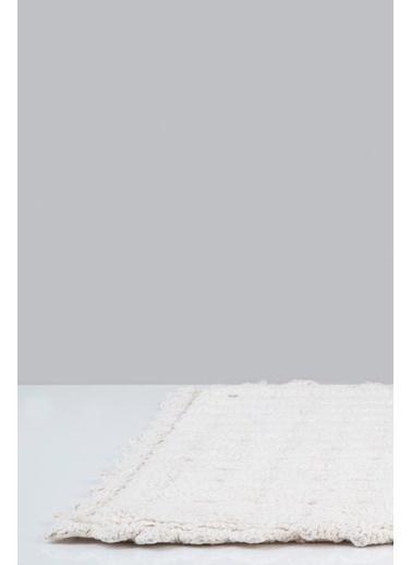 İrya Pamuk Paspas  Garnet 70*110 Krem